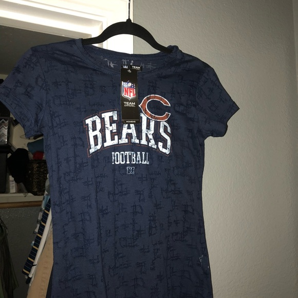 879c9946 Chicago Bears NFL Women's TShirt NWT